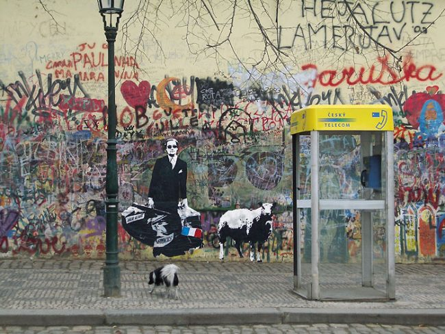 , Blek Le Rat: The Artist is Present