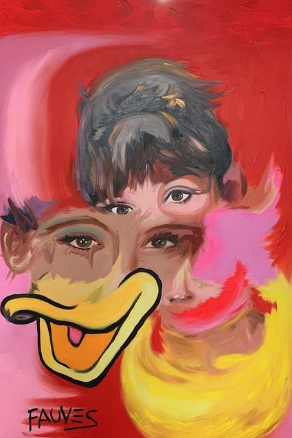 John Paul Fauves In The Clouds (2)