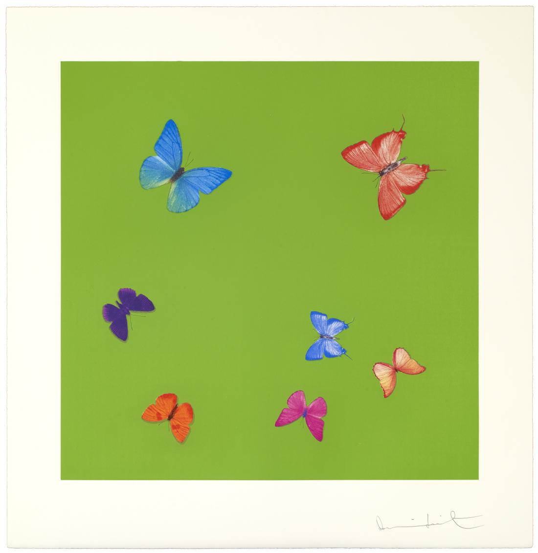 Longing by Damien Hirst