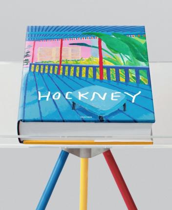 A Bigger Book by David Hockney