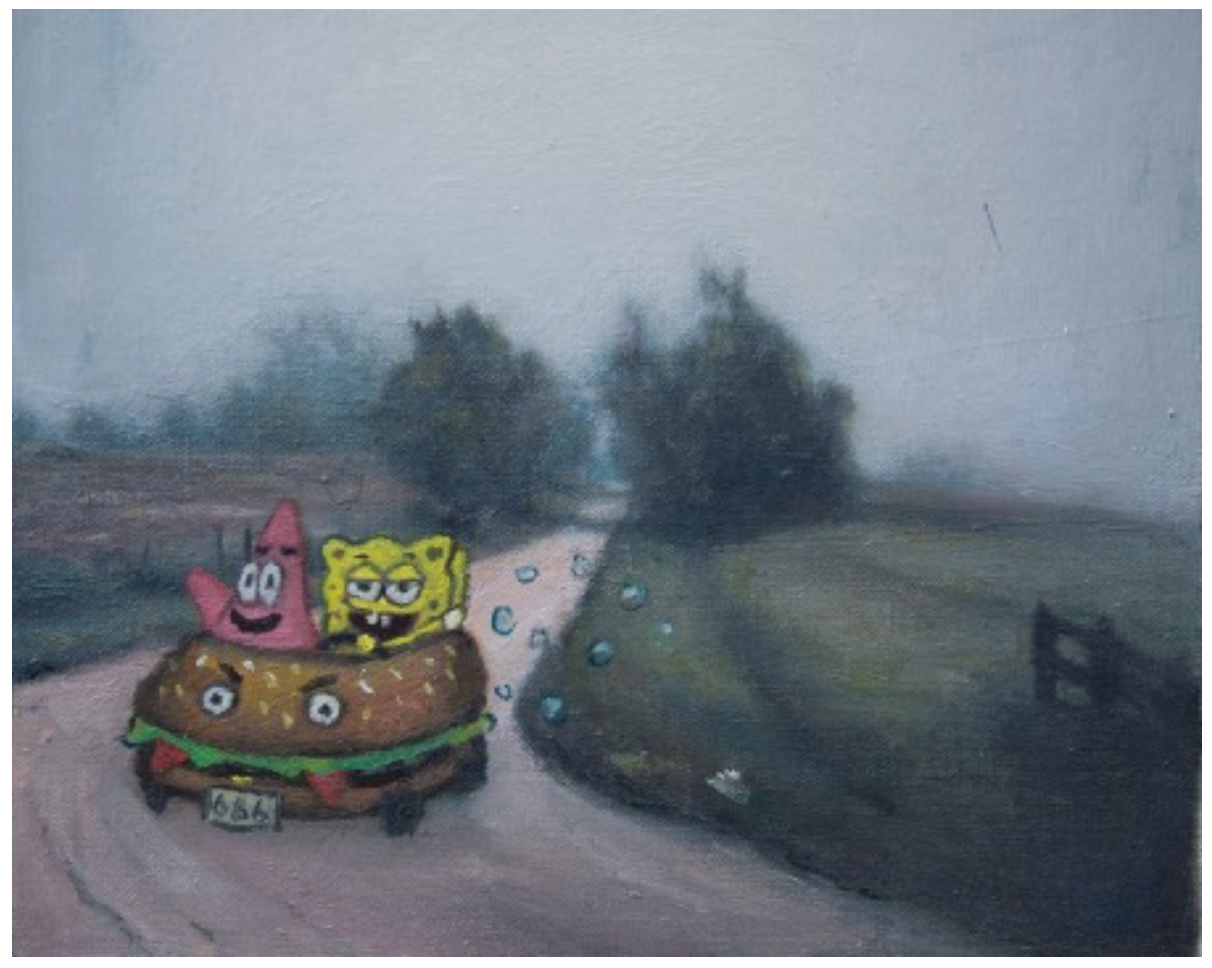 Kings of the Road by Tim Gatenby