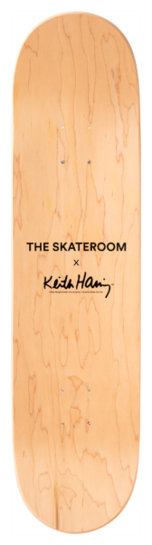 The Skateroom x Keith Haring