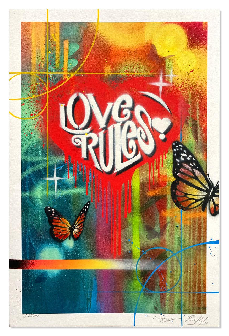 Love Rules by RISK x TAZ
