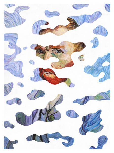 Off The Record (Print) by Dan Alva