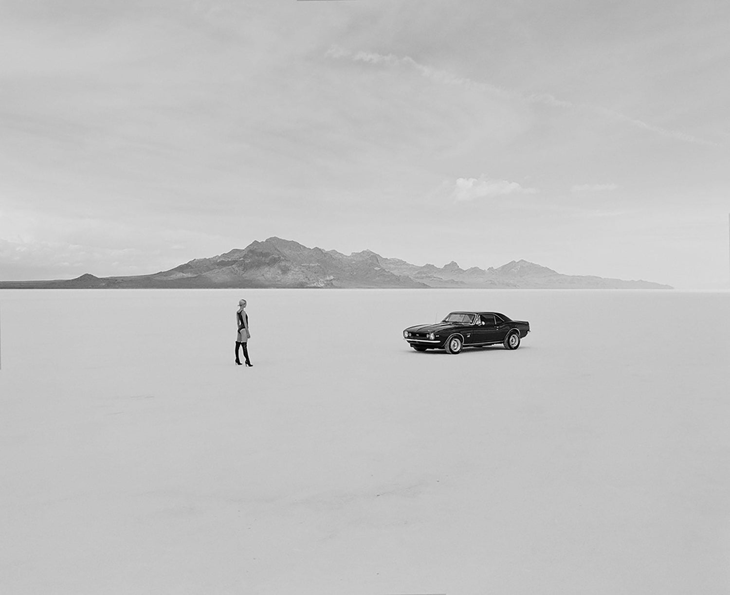 Salt Flats by Tyler Shields