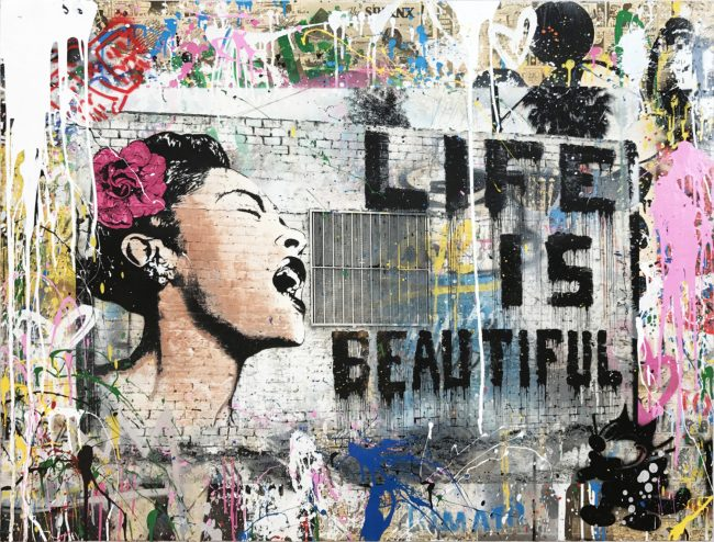 Mr. Brainwash: Life is Beautiful, Mr. Brainwash: Life is Beautiful