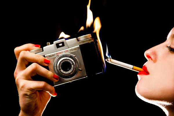 Kodak by Tyler Shields