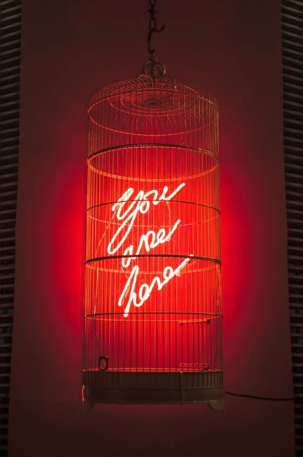 Spotlight: Neon in Urban Art, Spotlight: Neon in Urban Art