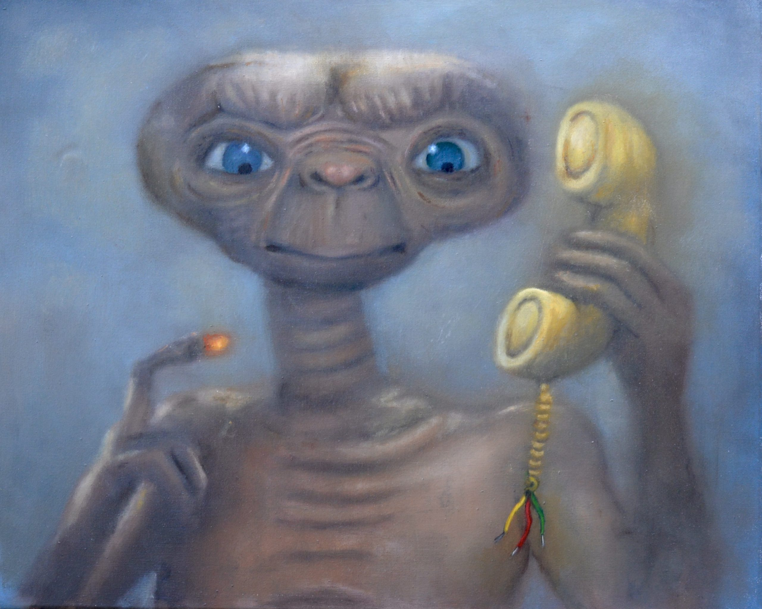 Collect Call by Tim Gatenby