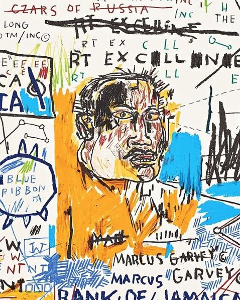 Jean-Michel Basquiat: 50 Cent Piece, Jean-Michel Basquiat: 50 Cent Piece
